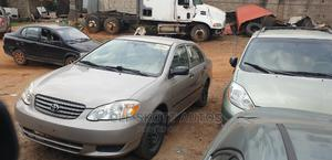 Toyota Corolla 2003 Sedan Automatic Gold | Cars for sale in Lagos State, Maryland