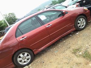 Toyota Corolla 2006 S Red   Cars for sale in Abuja (FCT) State, Gwarinpa