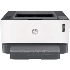HP Neverstop Laser 1000w Wireless, Print, Scan, Copy, Mono P   Printers & Scanners for sale in Lagos State, Ikeja