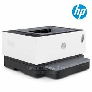 HP Neverstop Laser Tank Single-Function 1000a Printer - Prin   Printers & Scanners for sale in Lagos State, Ikeja