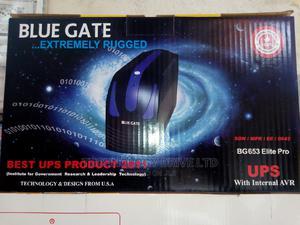 Bluegate Ups 653va | Computer Hardware for sale in Lagos State, Ikeja