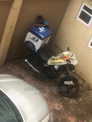 Kymstone Husky 2019 Black   Motorcycles & Scooters for sale in Lagos State, Alimosho