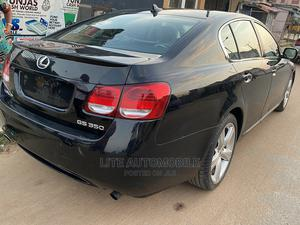 Lexus GS 2008 350 Black | Cars for sale in Lagos State, Ikotun/Igando