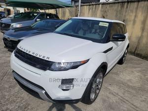 Land Rover Range Rover Evoque 2013 Pure Plus AWD White   Cars for sale in Lagos State, Surulere