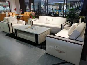 White 7 Seater Sofa Chair | Furniture for sale in Lagos State, Ajah