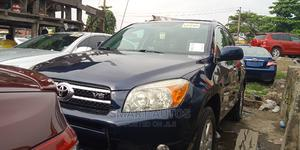 Toyota RAV4 2007 Limited V6 Blue   Cars for sale in Lagos State, Apapa