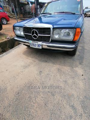 Mercedes-Benz E230 1984 Blue   Cars for sale in Rivers State, Port-Harcourt