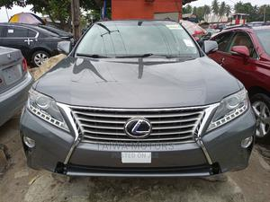 Lexus RX 2014 350 AWD Gray | Cars for sale in Lagos State, Apapa