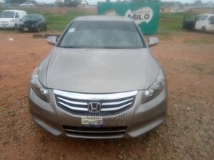 Honda Accord 2008 2.0 Comfort Automatic Gold   Cars for sale in Abuja (FCT) State, Gwagwalada