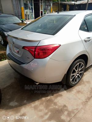 Toyota Corolla 2017 Silver | Cars for sale in Ondo State, Akure