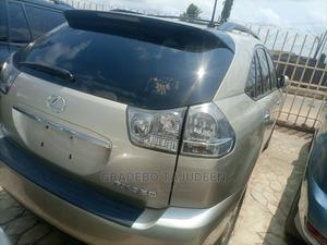 Lexus RX 2008 Gold | Cars for sale in Lagos State, Alimosho