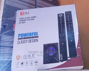 Dj High Class Home Cinema System   Audio & Music Equipment for sale in Lagos State, Apapa