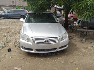 Toyota Avalon 2007 Limited Silver   Cars for sale in Lagos State, Isolo
