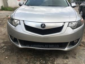 Acura TSX 2009 Automatic Silver | Cars for sale in Lagos State, Ojodu