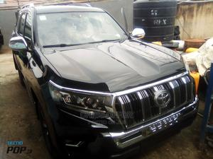 Toyota Land Cruiser Prado 2008 Black | Cars for sale in Lagos State, Yaba