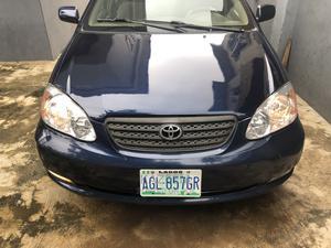 Toyota Corolla 2005 1.8 TS Blue | Cars for sale in Lagos State, Ikorodu