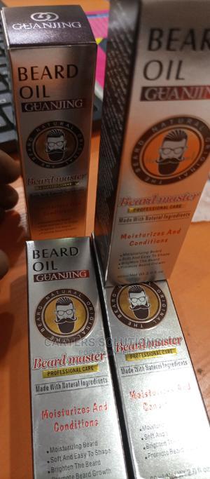 Mens Beard Oil (Beard Master)   Hair Beauty for sale in Rivers State, Oyigbo