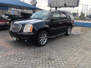 GMC Yukon 2008 Denali Black | Cars for sale in Lagos State, Ojodu