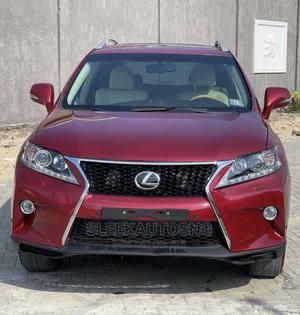 Lexus RX 2015 350 AWD Red | Cars for sale in Lagos State, Lekki