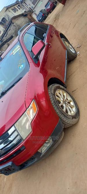 Ford Edge 2009 Red | Cars for sale in Lagos State, Abule Egba