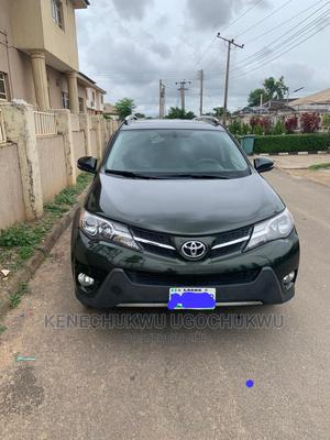 Toyota RAV4 2013 XLE AWD (2.5L 4cyl 6A) Green | Cars for sale in Abuja (FCT) State, Apo District