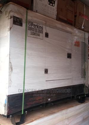 Perkins 10kva Sound Proof Diesel Generator   Electrical Equipment for sale in Lagos State, Ojo
