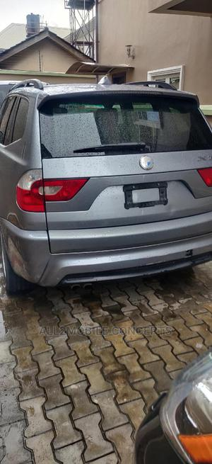 BMW X3 2005 3.0i Gray | Cars for sale in Lagos State, Lekki