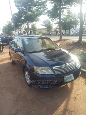 Toyota Corolla 2003 Sedan Automatic Blue   Cars for sale in Lagos State, Alimosho