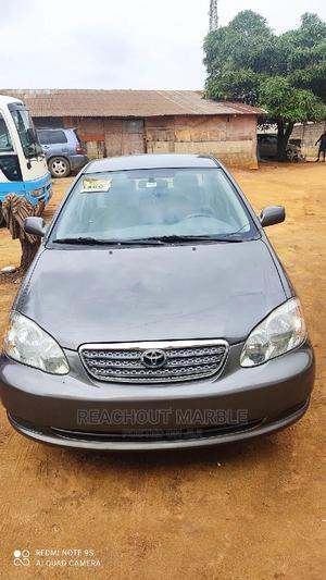 Toyota Corolla 2006 LE Gray | Cars for sale in Lagos State, Agboyi/Ketu