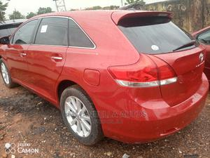 Toyota Venza 2009 V6 Red | Cars for sale in Lagos State, Ikeja