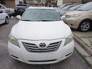 Toyota Camry 2009 Hybrid White   Cars for sale in Lagos State, Amuwo-Odofin