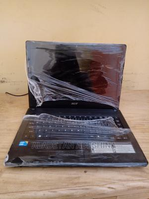 Laptop Acer Aspire 4738G 4GB Intel Core I5 HDD 500GB | Laptops & Computers for sale in Ondo State, Akure