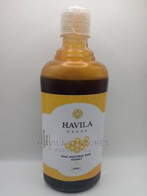 Havila Natural Raw Honey. With Flip Cover for Easy Use. | Meals & Drinks for sale in Lagos State, Lekki
