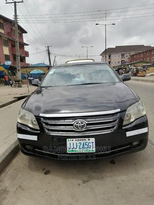 Toyota Avalon 2006 Limited Black | Cars for sale in Lagos State, Gbagada