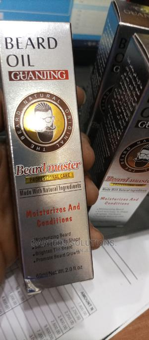 Essential Oil for Mens Beard   Hair Beauty for sale in Abuja (FCT) State, Gwarinpa