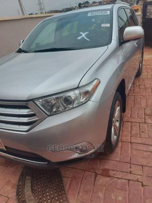 Toyota Highlander 2013 Limited 3.5L 2WD Silver   Cars for sale in Lagos State, Ogba