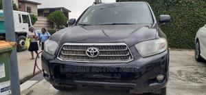 Toyota Highlander 2008 Hybrid Limited Black   Cars for sale in Lagos State, Ikeja