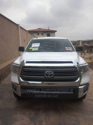 Toyota Tundra 2014 White   Cars for sale in Lagos State, Ikorodu