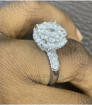 Silver Engagement Ring   Jewelry for sale in Lagos State, Ikotun/Igando