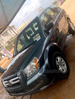 Honda Pilot 2007 EX 4x4 (3.5L 6cyl 5A) Gray   Cars for sale in Oyo State, Ibadan
