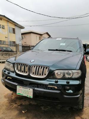 BMW X5 2005 4.4i Green   Cars for sale in Lagos State, Ojota