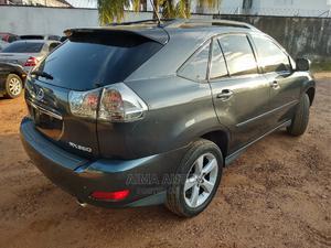 Lexus RX 2007 350 4x4 Gray | Cars for sale in Lagos State, Ikorodu