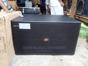 Double Sub Speaker   Audio & Music Equipment for sale in Lagos State, Mushin