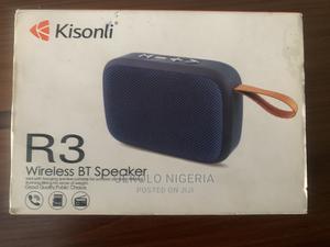 Kisonli R3 Bluetooth Speaker With Radio   Audio & Music Equipment for sale in Lagos State, Yaba