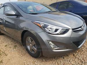 Hyundai Elantra 2015 Gray | Cars for sale in Kaduna State, Kaduna / Kaduna State