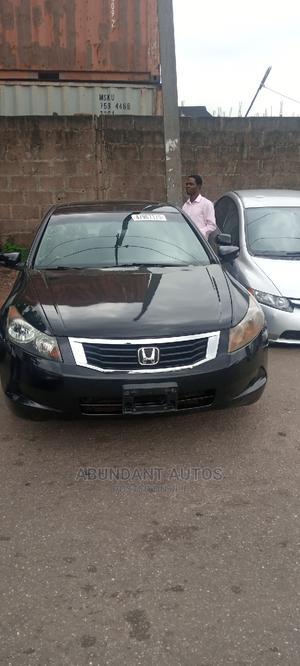 Honda Accord 2009 2.0 I-Vtec Automatic Black | Cars for sale in Lagos State, Ikeja
