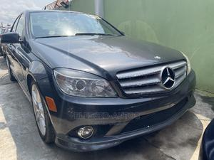 Mercedes-Benz C300 2010 Gray | Cars for sale in Lagos State, Ogba