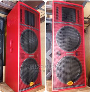 WCL Professional Acoustic Double Range Speaker | Audio & Music Equipment for sale in Lagos State, Ojo