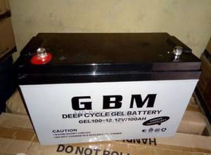 GBM 100ah Inverter Battery | Electrical Equipment for sale in Lagos State, Surulere