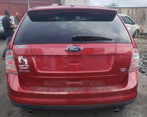 Ford Edge 2010 Red | Cars for sale in Lagos State, Ajah